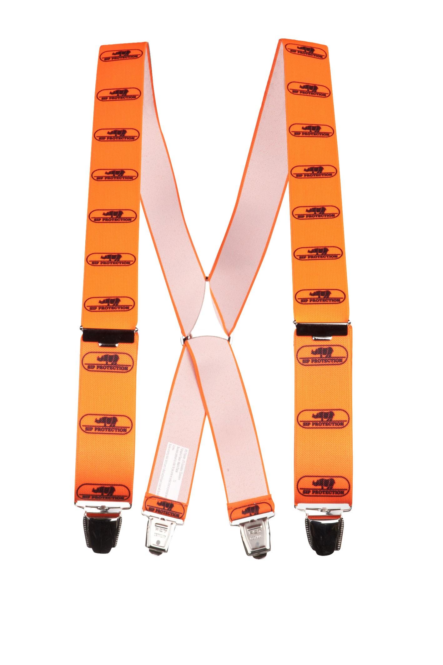 Sip Protection bretel oranje clipsluiting