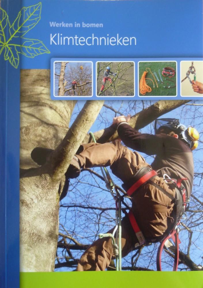 Klimtechnieken werken in bomen