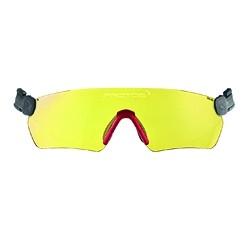 Protos bril geel