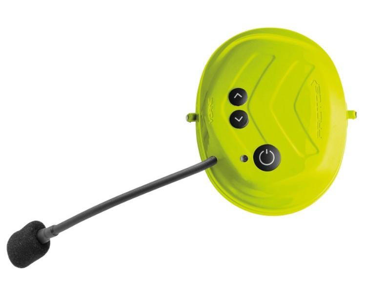 BT-com voor Protos neon geel