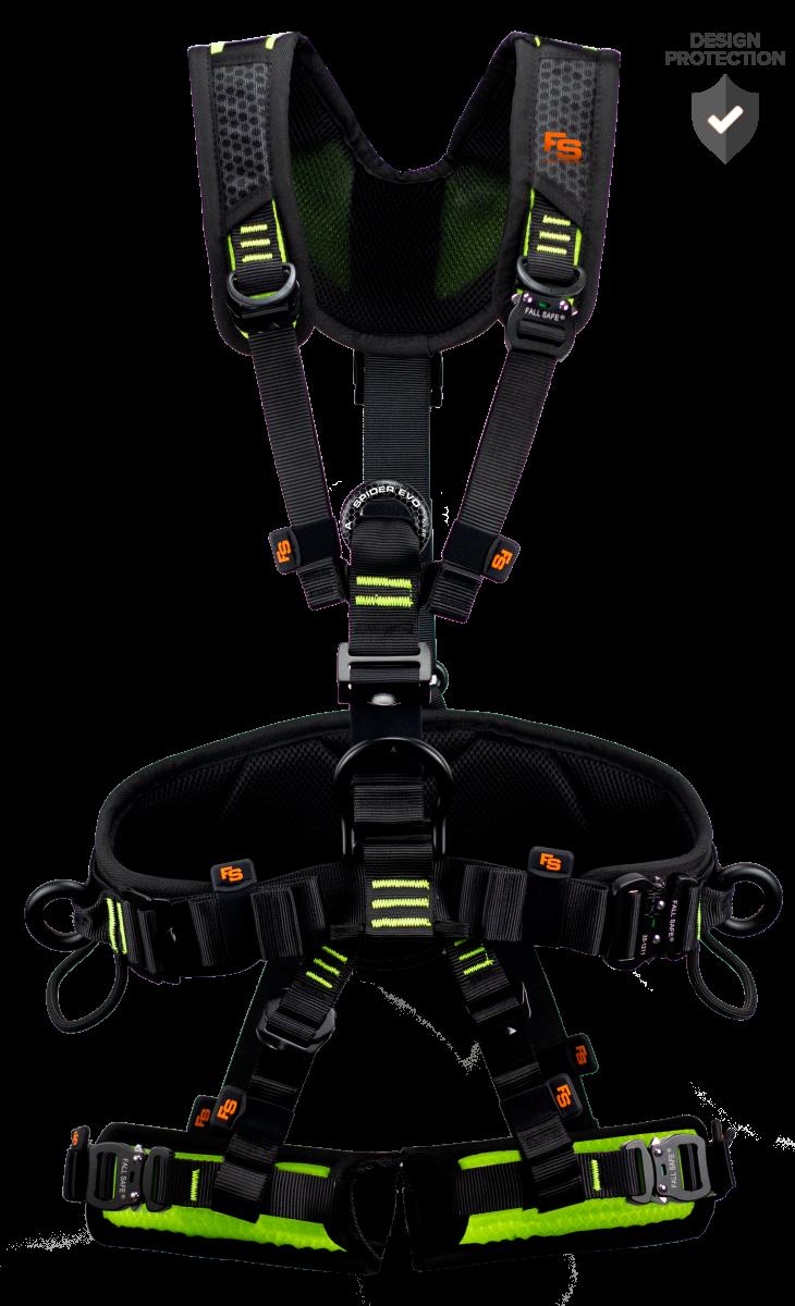 Fallsafe Evo Spider Combo 3