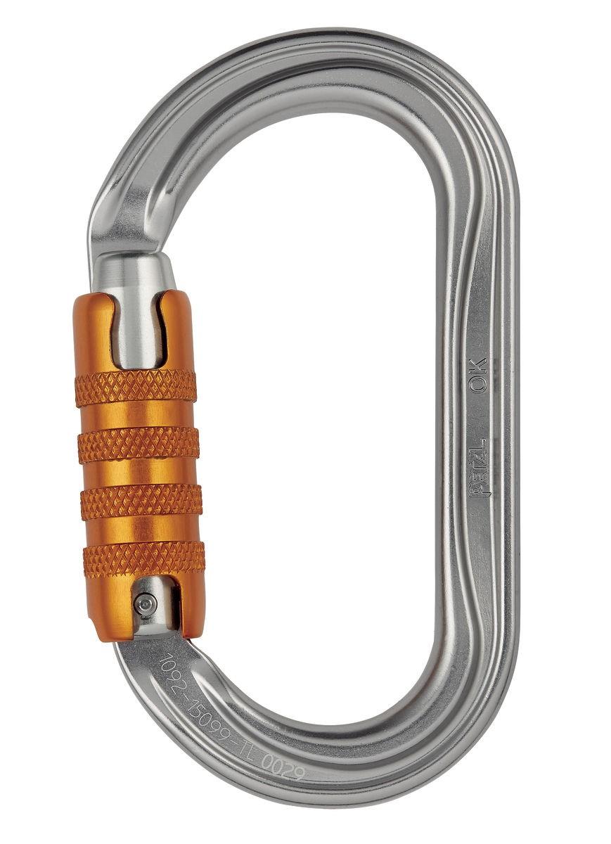 Petzl OK Tri-lock