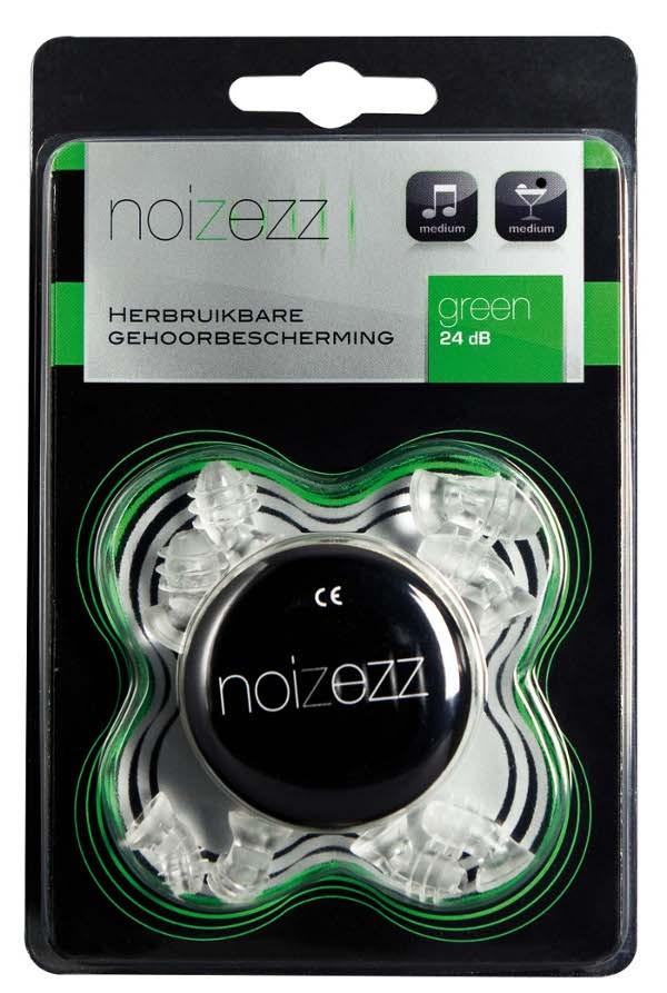 Noizezz Universeel medium groen