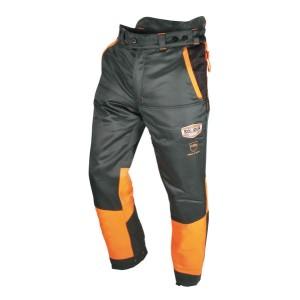 Solidur Authentic grijs-oranje