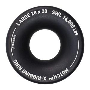 Notch X-Rigging Ring 28 x 20 mm