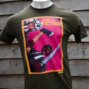 arb-fiction-vincent & Jules-t-shirt
