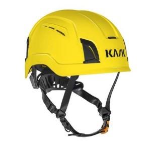 Kask Zenith X-Air geel